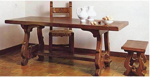TARPAC - Table Mod. Paolino
