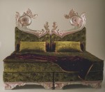COLOMBO STILE - Bed Art. 3546LMA