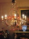 MECHINI - Chandelier Art. L219/8 MU