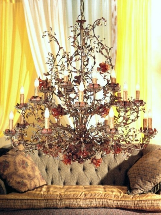 MECHINI - Chandelier Art. L241/24