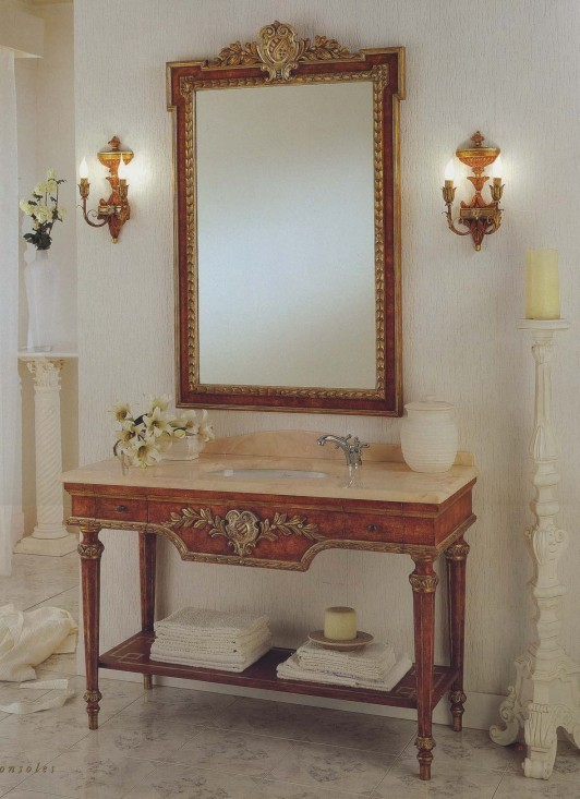 SILVANO GRIFONI - Bathroom Console Art. 3001