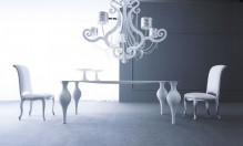 EGO ZeroVentiquattro - Table Art. GT207 - Armchair Art. GS301